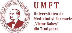 "UNIV. DE MED. SI FARMACIE ""VICTOR BABES"" - TIMISOARA"